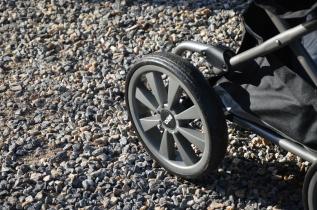 Lön för mödan, äntligen barnvagnspromenader!