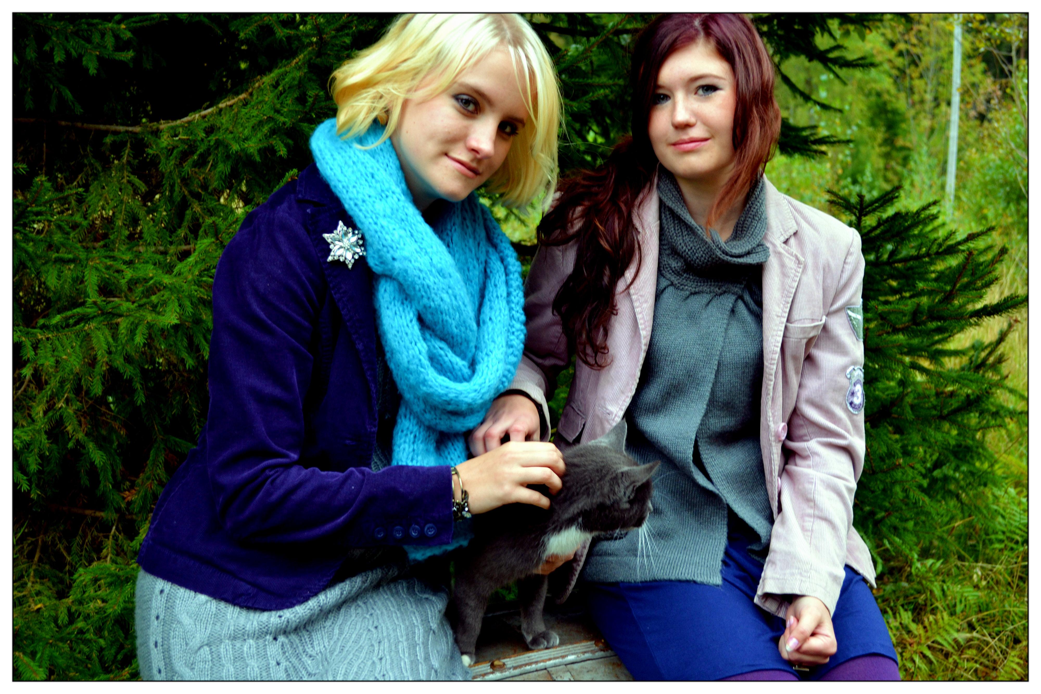 eccb253c9502 Dina kläder går att kombinera på massor sav olika sätt! Alexandras ljusa  kavaj och grå