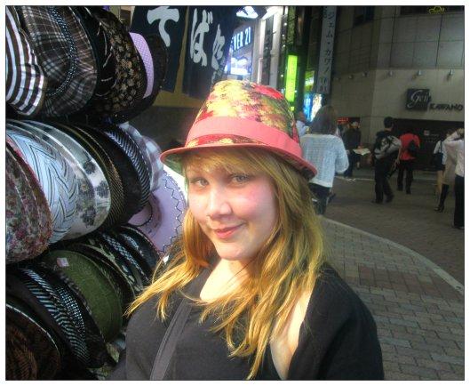 På min 24-årsdag i Tokyo - världens största och häftigaste stad