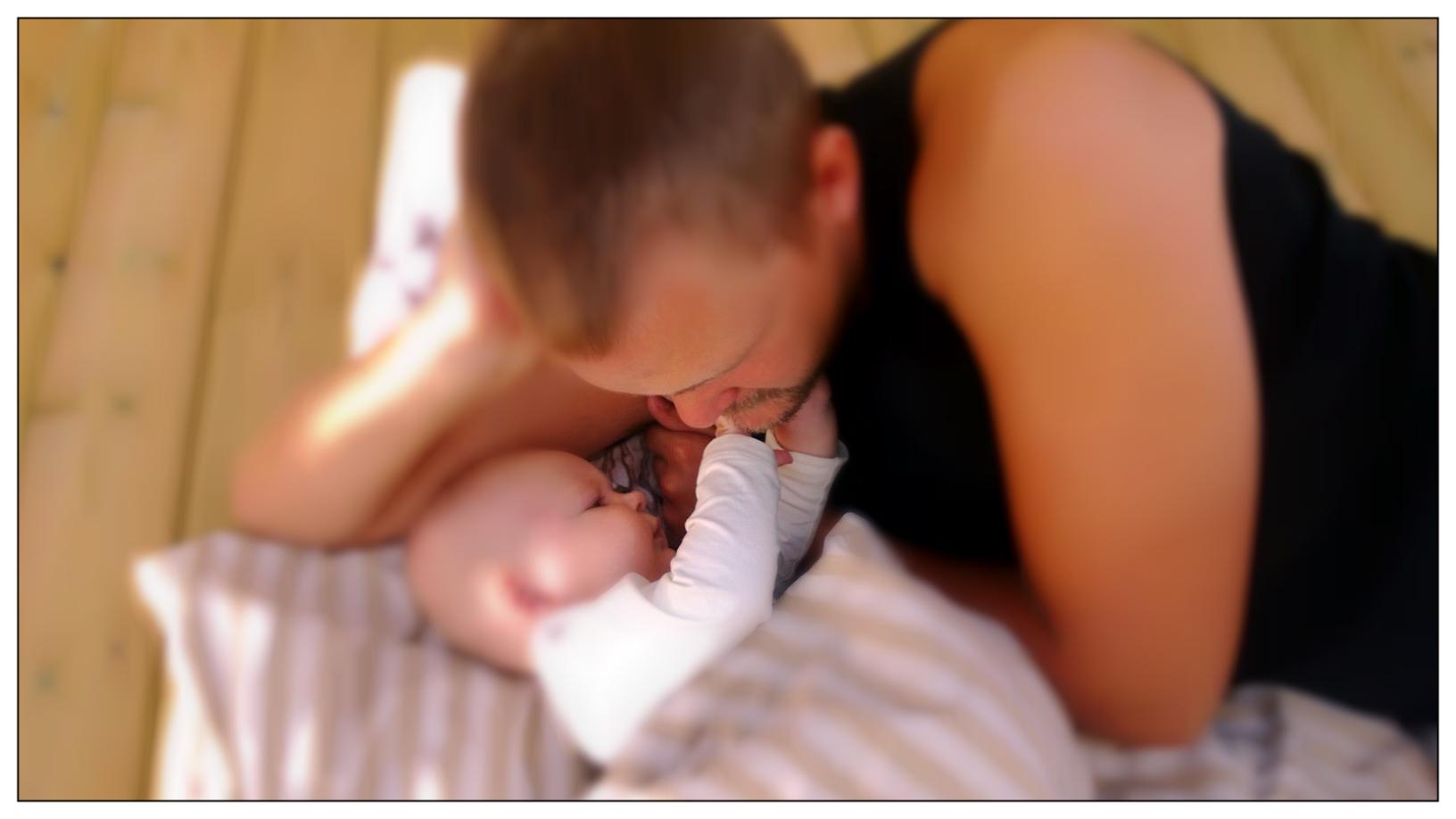 Vuxna barn pappa