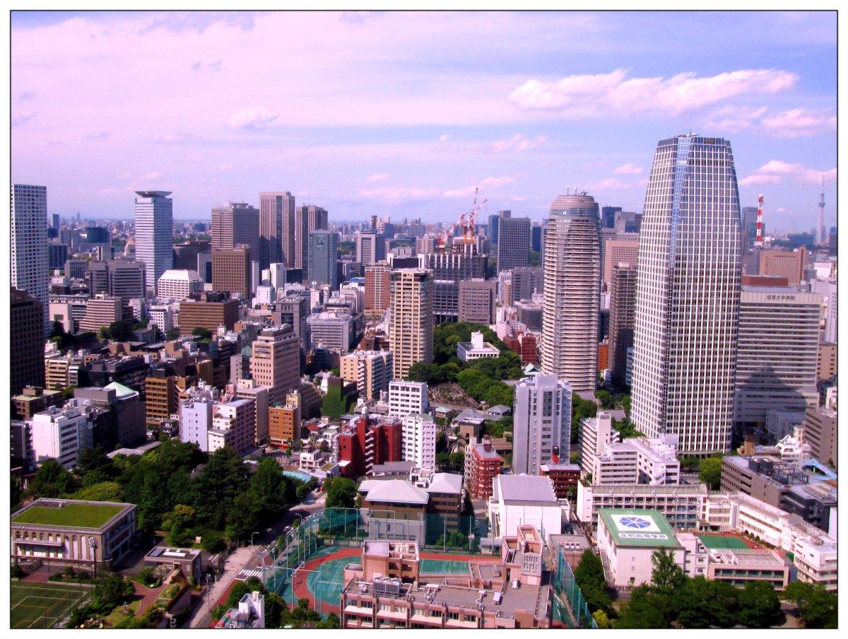 10 skäl att älska Tokyo