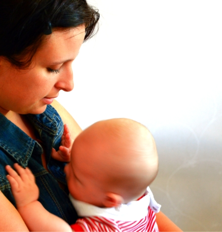 Krönika: Tankar från en ny mamma