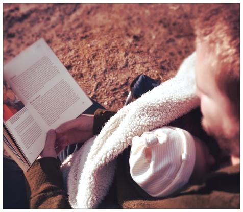 Läsa med barn